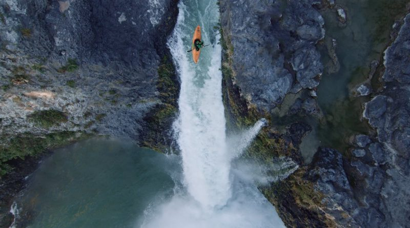 Stunts, Waterfalls, Cliffs & Other Dangerous & Beautiful Clips