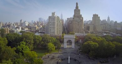 You Won't Believe How Close This Drone Photographer is Getting to the Manhattan Skyscrapers!