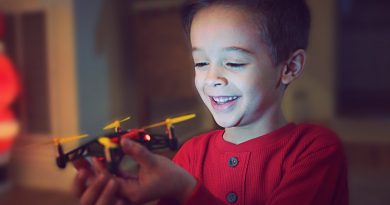 Merry Christmas! Awesome Video of Kid Getting A Drone Present