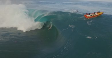 EPIC Surf Footage from Tahiti