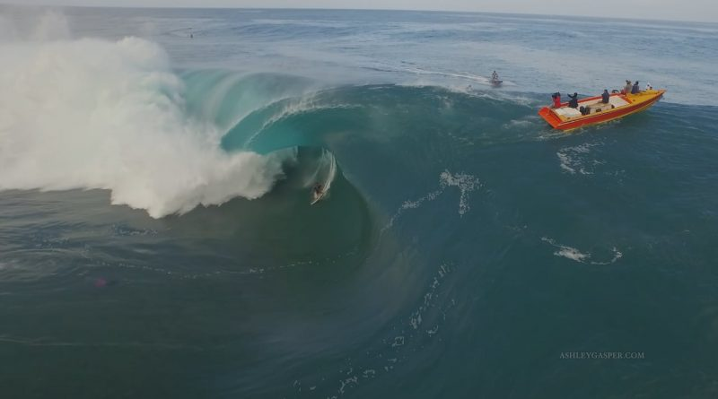 EPIC Surf Footage from Tahiti