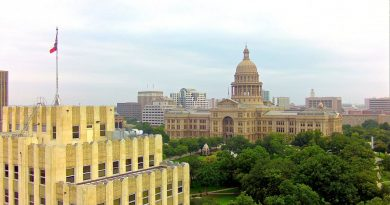 You've Never Seen Austin Texas Like This