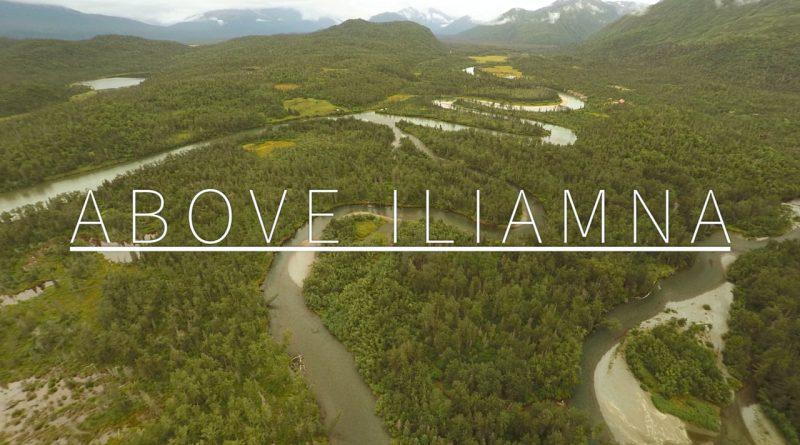 Drone Captures Rare Alaskan Sockeye Salmon Migration – WATCH
