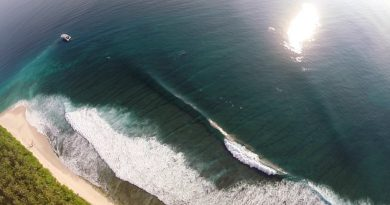 Epic Surf Footage From The Mentawai Islands